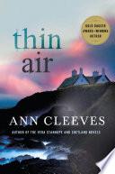 Thin Air Book PDF