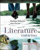 Literature  Craft   Voice  Fiction  Poetry  Drama