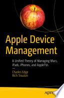 Apple Device Management