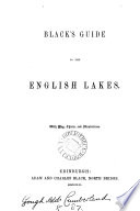 Black s guide to the English lakes