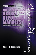 Global Repo Markets Book