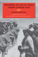 download ebook memories of life in lhasa under chinese rule pdf epub