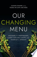 Book Our Changing Menu