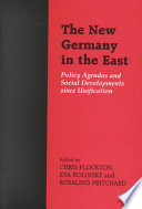 The New Germany in the East