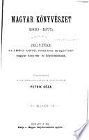 Bibliographia hungarica