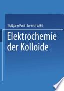 Elektrochemie der Kolloide