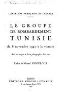 Le Groupe de bombardement Tunisie