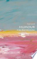 illustration du livre Humour: A Very Short Introduction
