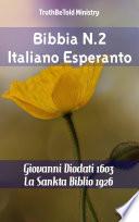 Bibbia N 2 Italiano Esperanto