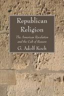 download ebook republican religion pdf epub