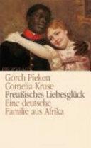 Preussisches Liebesgl Ck