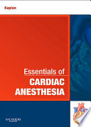 Essentials of Cardiac Anesthesia E Book