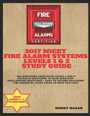 Nicet Fire Alarm Systems Levels 1 2 Study Guide