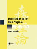 Introduction to the Mori Program