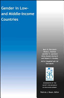 Gender in Low and Middle Income Countries