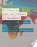 Building To Suit The Climate