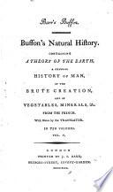 Barr s Buffon  Buffon s Natural History