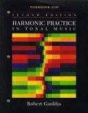 Workbook for Harmonic Practice in Tonal Music