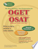 OGET OSAT Oklahoma General Educaton and Subject Area Tests   Elementary Education