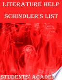 Literature Help  Schindler s List