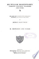 Mr  William Shakespear s Comedies  Histories  Tragedies  and Poems
