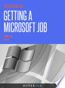 The Best Book On Getting A Microsoft Job