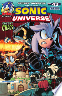 Sonic Universe #43 : silver's squad must recover in...