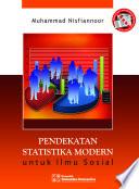 Pendekatan statististika Modern untuk Ilmu Sosial