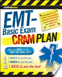 CliffsNotes EMT Basic Exam Cram Plan