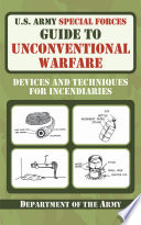 U S  Army Special Forces Guide to Unconventional Warfare