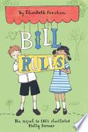 Bill Rules