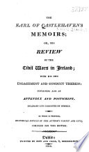 The Earl Of Castlehaven's Memoirs : ...