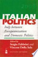 Italian Politics
