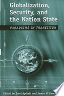 Globalization  Security  and the Nation State