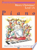 Alfred s Basic Piano Library   Merry Christmas  Book 1A