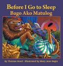 Before I Go to Sleep / Bago Ako Matulog