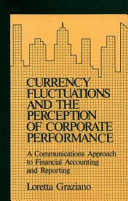 Currency fluctuations and the perception of corporate performance