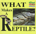 What Makes a Reptile