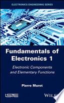 Fundamentals of Electronics 1
