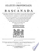 The provincial statutes of Lower-Canada
