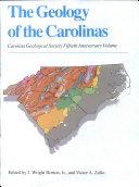 The Geology of the Carolinas