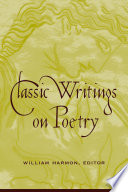 Classic Writings On Poetry book