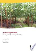 Acacia mangium Willd   Ecology  silviculture and productivity