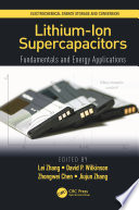 Lithium Ion Supercapacitors