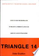 Lesen In Der Fremdsprache