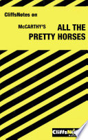 download ebook cliffsnotes on mccarthy's all the pretty horses pdf epub