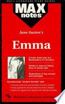 Emma  MAXNotes Literature Guides