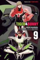 Tiger & Bunny : stars? superpowered humans known as next appeared...