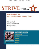 Strive for a 5 for America s History