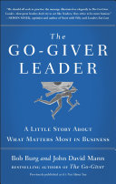 The Go Giver Leader
